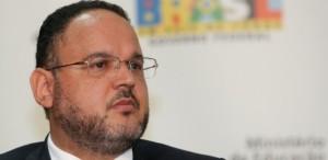 Ministro da Educação, José Henrique Paim