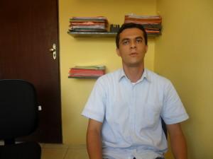 Maxmyller Norbeto, setor Jurídico do Sinpro-AL
