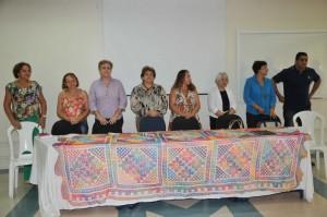 Posso do Novo Conselho de Educação de Maceió (Foto: Secom Maceió)